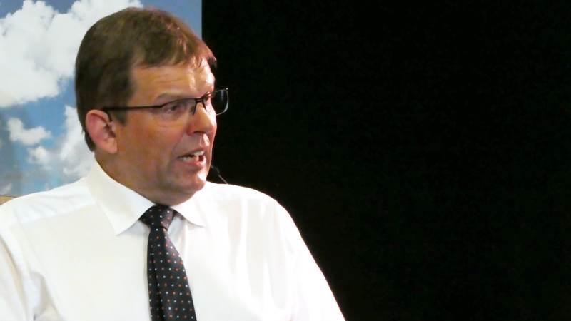 Torben Hansen håber på, at Gefions samarbejde med NNF, og den kommende konference kan være med til at afkræfte myter om landbruget og øge kendskabet mellem de forskellige faggrupper. Arkivfoto: Jørgen P. Jensen.