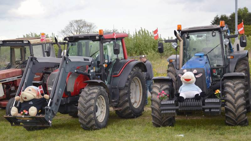 Sydfyns Traktortræk er klar på en ny bane med traktortræk den sidste lørdag i juni. Billedet er fra sidste år stævne.