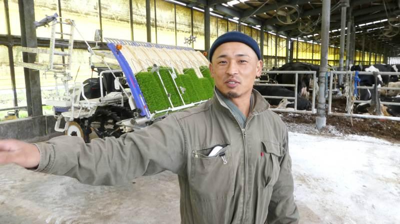 41-årige Shinya Hasumi er overordnet driftsleder og medejer sammen med sine tre andre søskende. Fotos: Jørgen P. Jensen.
