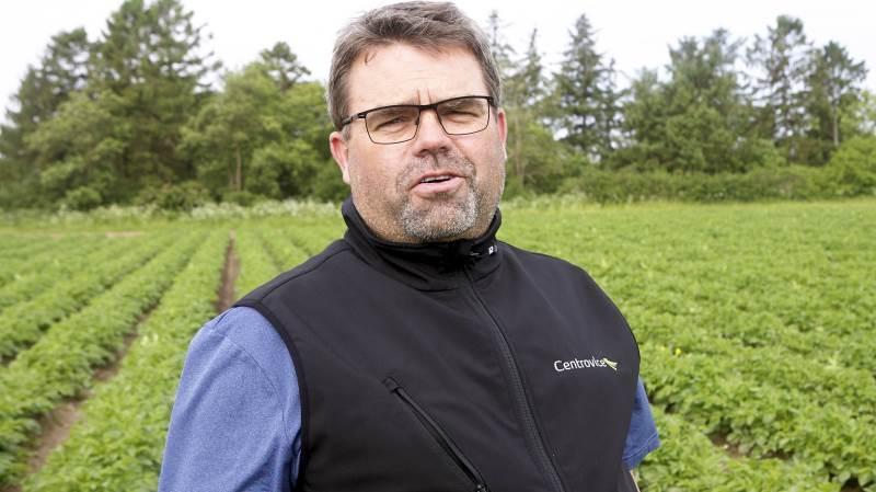 - Vi har en klar forventning til, at de fynske landmænd vil tage godt imod projektet, siger Centrovice-formand Torben Povlsen om planerne for en kartoffelmelsfabrik på Fyn.