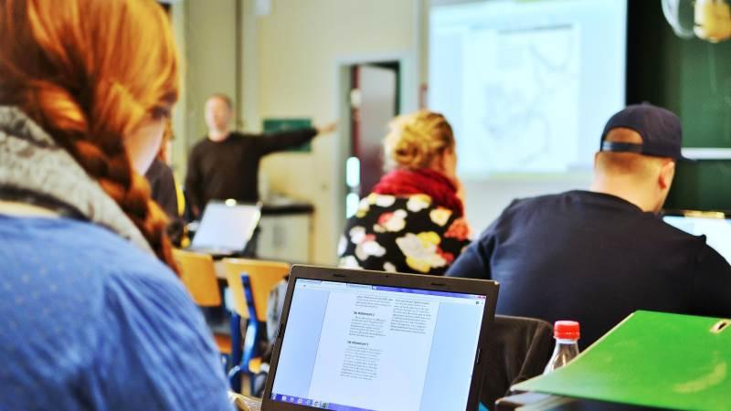 Undervisningsministeriet har godkendt fusionen mellem Agroskolen i Hammerum og Herningsholm Erhvervsskole med uddannelser i Herning og Ikast-Brande. Arkivfoto