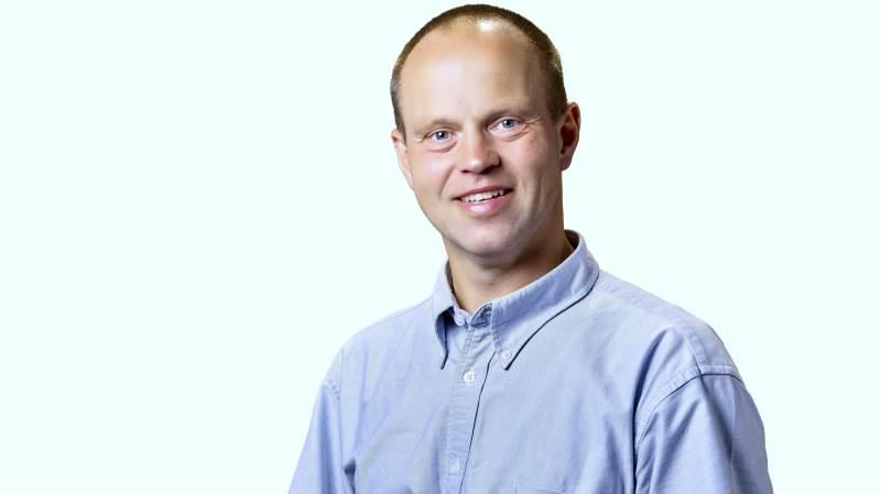 Bent K. Christensen fra Landbo Limfjord ser investering i landbrug som et godt alternativ til aktier. Her ser han investeringer fra 100.000 kroner og opefter.