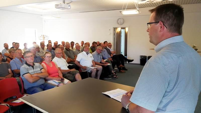 - Jeg er sikker på, at mødet både har givet en god information, men også noget at tænke over, evaluerede Nordfyns Kommunes borgmester Morten Andersen efter det første dialogmøde med kommunens landbrug.