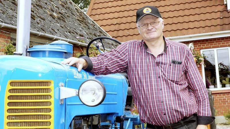 LandbrugSyd og den erfarne rejseleder Poul Jensen arrangerer i samarbejde i landbrugs- og kulturrejse til Tyskland. Arkivfoto