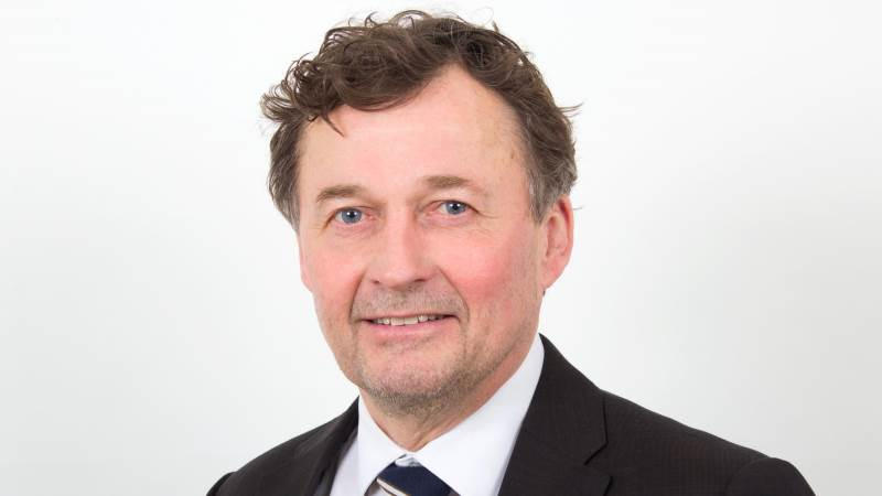 - Pengene skal blive i landmandens lommer, mener Agri Nords formand Carl Christian Pedersen. Foto: Agri Nord