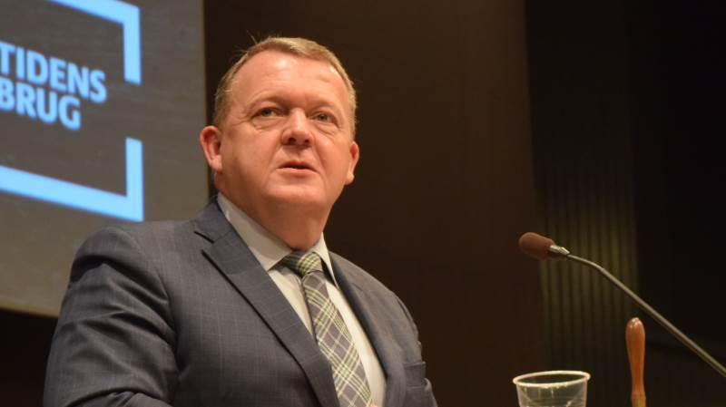Statsminister Lars Løkke Rasmussen (V) havde ros til Danish Crown om koncernens ideer om bæredygtighed.  Arkivfoto: Jacob Lund-Larsen.