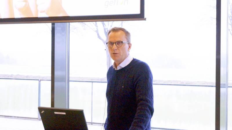 Næstformanden i Gefion, vestsjællandske Poul Henrik Prahl, er kandidat til viceformandsposten i L&F.