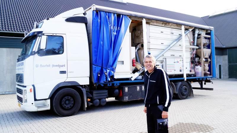Med ansættelsen af tidligere driftsleder Anders Olesen får Gl. Buurholt fast repræsentation i Østdanmark og det sydlige Sverige.