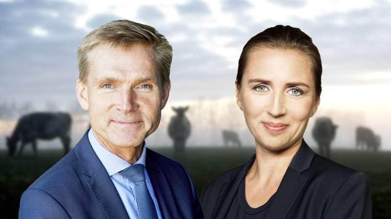 To af sværvægterne i dansk politik, Socialdemokratiets formand Mette Frederiksen og Dansk Folkeparti´s formand Kristian Thulesen Dahl er klar til at diskutere landbrug, når Jysk Landbrug den 21. november holder møde i Billund for alle interesserede.