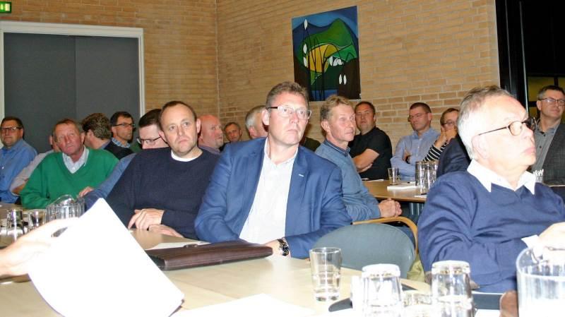 52 landmænd bakkede i tirsdags op om dannelsen af et selskab, som skal arbejde videre med planerne om en kartoffelmelsfabrik på Fyn.