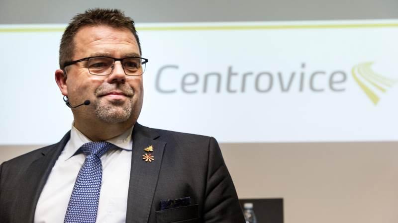 Centrovice-formand Torben L. Povlsen tror og håber på, at tilslutningen bliver markant, når »Foreningens Dag« rykkes til en aften senere på vintersæsonen. Foto: Centrovice