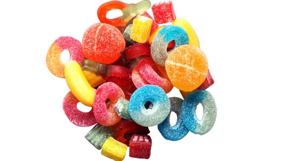Hvis man får foderstof fra Adival, er der mulighed for, at der er rester af slik i foderet. Arkivfoto: Colourbox.