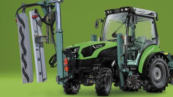 Mange kompakttraktorer har opnået deres kompakte ydre mål på bekostning af førerkomforten, hvor det især er gået ud over kabinernes rummelighed.