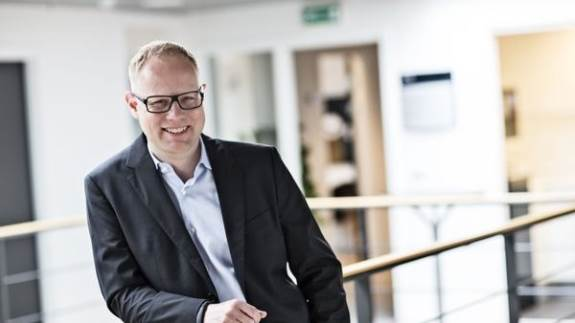 Arlas landechef Jakob B. Knudsen glæder sig til at hylde prisvinderne ved Generation Food Awards. Arkivfoto.