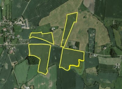 32 ha. landbrugsjord - Maugstrup