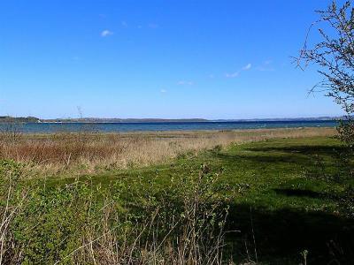 Sommerhusgrund ved Kalø Vig