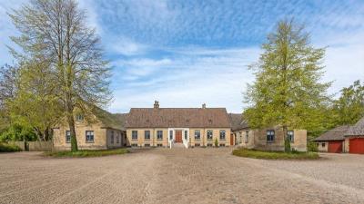 Præsentabel hovedgård - Horsens
