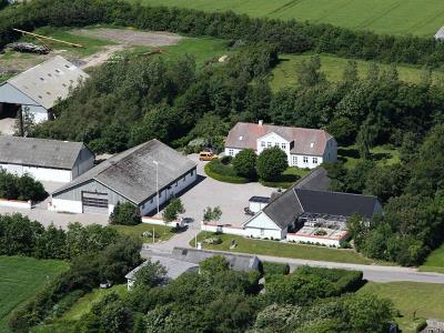 kvæggårde til salg i midtjylland