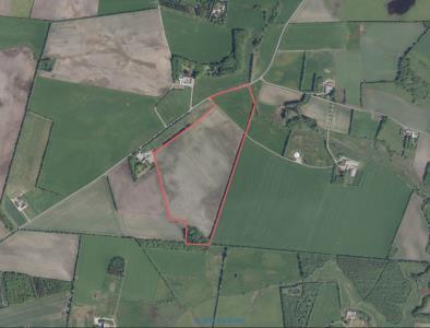 Landbrugsjord tæt ved Tistrup