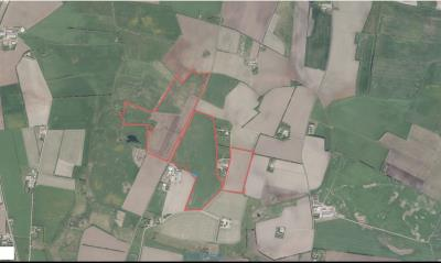 Ca. 35 ha landbrugsjord nordøst for Outrup - mulig investeringsobjekt