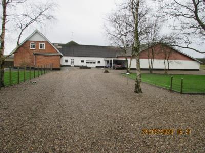Heste og lystejendom med store mulighed for lager udleje, beliggende mellem Kold...