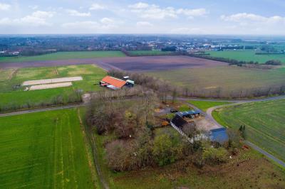 Planteavl/hesteejendom øst for Toftlund - 33 ha.