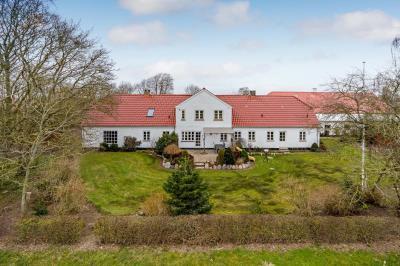 Dunsmose - Planteavl 22,6 ha. - Vestfyn